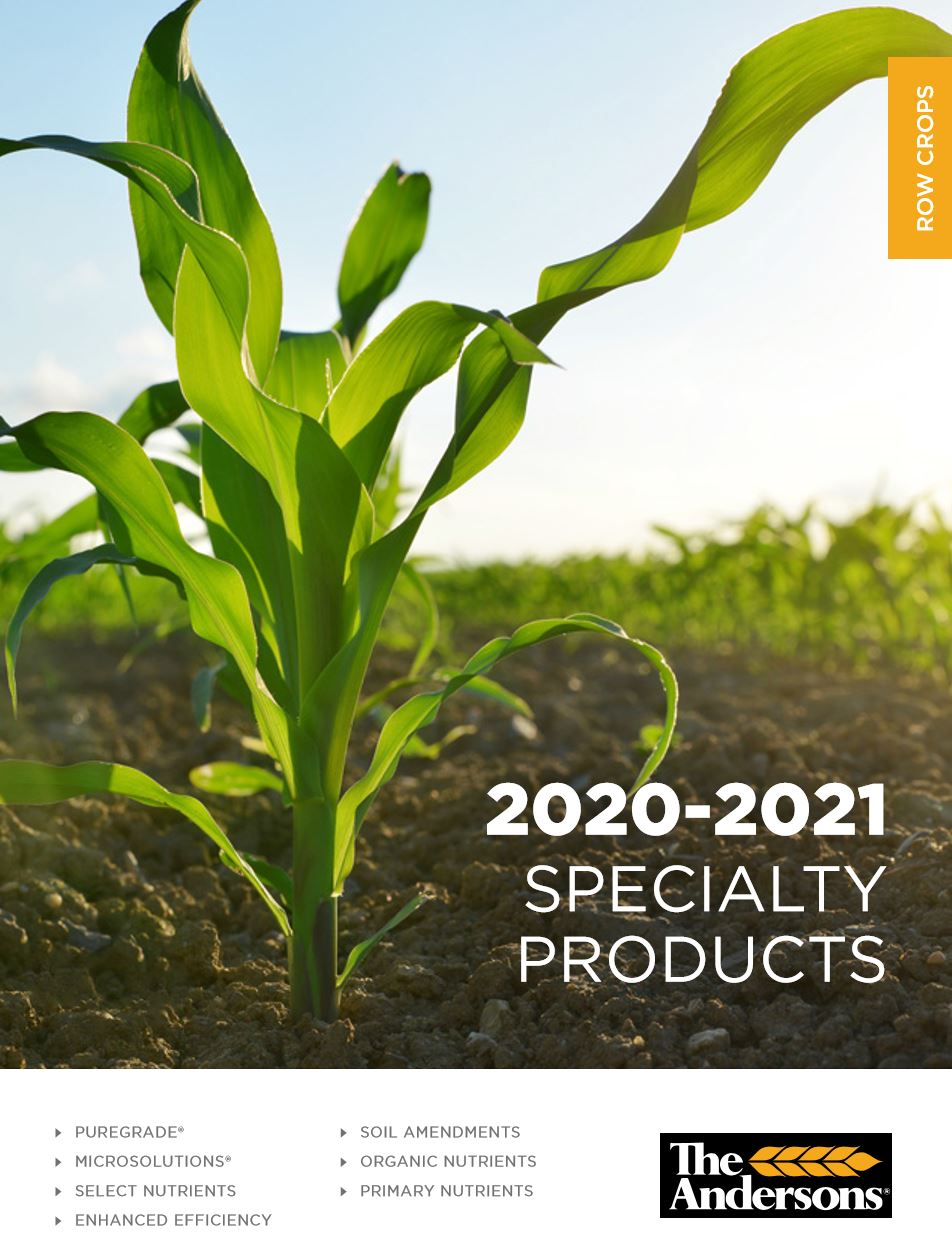 2020-01 Specialty Products Guide