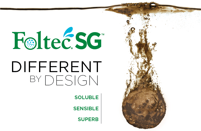 Foltec SG | Different by Design | Soluble. Sensible. Superb.