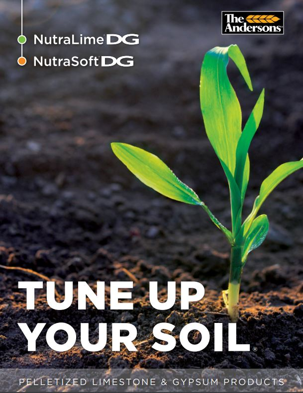 Tune Up Your Soil: Pelletized Limestone & Gypsum Products