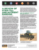 The Andersons Technical Bulletin 10 A Review of Strip-Till and Nutrient Banding