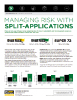 The Andersons Technical Bulletin 79 Managing Risk with Split Applications