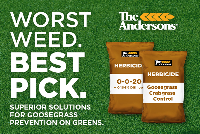 The Andersons Worst Weed: Best Pick