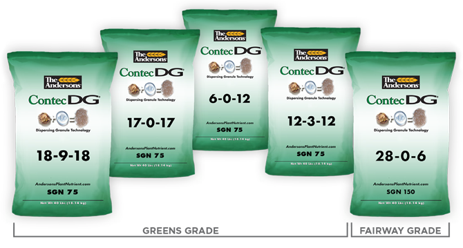 The Andersons Introducing Contec DG – Gen 3. Easy to Spread. Easy to See.